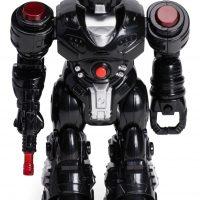 Alex's Garage Interaktiv Robot, Svart