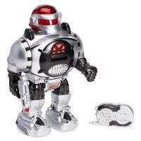 Alex's Garage Space Radiostyrt Robot