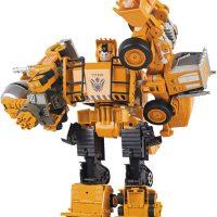 Alex's Garage Trucks 5 i 1 Robot