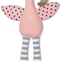 Apple Park FB Kosedyr Franny Flamingo