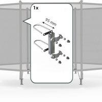 BERG Reservedel Safety Net Comfort Spenner 95 Mm