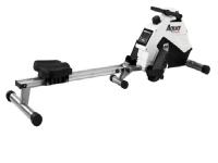 BH Fitness Aquo, Magnetisk, V-belte, Distanse, Hjerte rytme, Ro takt / rate (SPM), Tid, Brystbelte, LCD, 500 mm