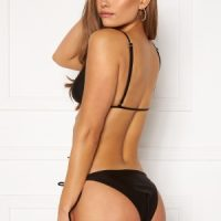 BUBBLEROOM Lora thin strappy bikini bottom Black XS