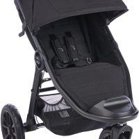 Baby Jogger City Elite 2, Jet Inklusive Regntrekk og Myggnett