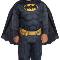 Batman Kostyme 12-24 Måneder