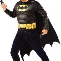 Batman Kostyme 4-6 år