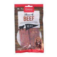 Beef slices - hundegodbiter med biff