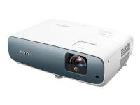 BenQ TK850 - DLP-projektor - 3D - 3000 ANSI-lumen - 3840 x 2160 - 16:9 - zoomlinse