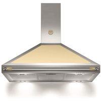 Bertazzoni Heritage Kjøkkenvifte, K100HERCRA, 100 cm - beige