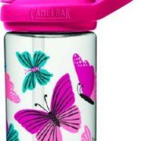 Camelbak Eddy+ Kids Flaske 0,4 L, Colorblock Butterflies