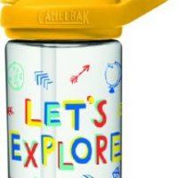Camelbak Eddy+ Kids Flaske 0,4 L, Let's Explore