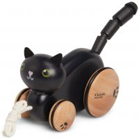 Classic World Draleke Katt, Svart