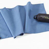 Cocoon Microfiber Håndkle Ultralight, Blå