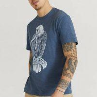 Filson T-shirt Buckshot T-Shirt Blå