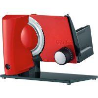 Graef MultiCut Plus Påleggsmaskin, rød