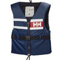 Helly Hansen Redningsvest Sport Comfort, Blå 60-70 kg