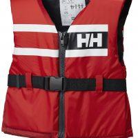 Helly Hansen Redningsvest Sport Comfort, Rød 40-50 kg