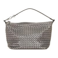Intrecciato Handbag Leather Calf