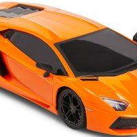Lamborghini Aventador LP700 Radiostyrt Bil, Oransje