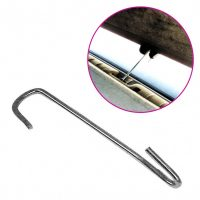 Luftekrok til bilbakdøren - 20cm