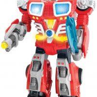 M.A.R.S. Robot Autotron, Rød