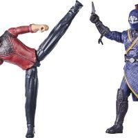 Marvel Shang Chi Figur Battle Pack