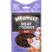 Meowee kattegodbit - crunchy biff