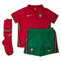 Nike Portugal Hjemmedrakt Euro 2020 Mini-kit Barn