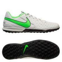 Nike Tiempo Legend 8 Academy TF Spectrum - Hvit/Grønn