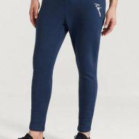 Nimes Joggebukse Core Fleece Pant Blå