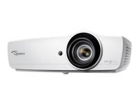 Optoma EH470 - DLP-projektor - portabel - 3D - 5000 lumen - Full HD (1920 x 1080) - 16:9 - 1080p