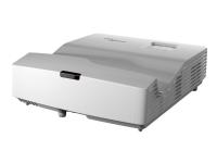 Optoma HD35UST - DLP-projektor - 3D - 3600 lumen - Full HD (1920 x 1080) - 16:9 - 1080p - ultrakortkast linse - LAN