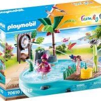 Playmobil 70610 Lekebasseng med Vannspruter