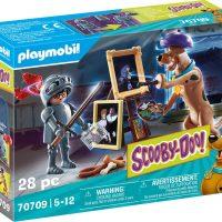 Playmobil 70709 Scooby-Doo! Svart Ridder