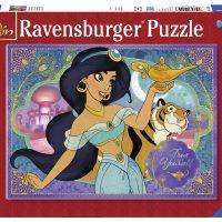 Puslespill 100 Aladdin Ravensburger