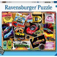 Puslespill 100 Drømmebiler Ravensburger