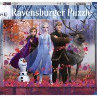 Puslespill 100 Frost II Ravensburger