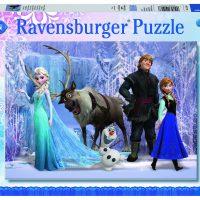 Puslespill 100 Frost Ravensburger