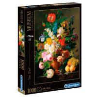 Puslespill 1000 Van Dael Bowl Of Flowers Clementon