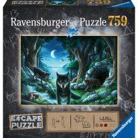 Puslespill 759 Ulver Ravensburger