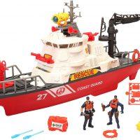 Rescue Squad Lekesett Brannbåt