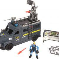 Rescue Squad Lekesett Mobil Kommandosentral