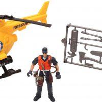 Rescue Squad Lekesett Redningshelikopter