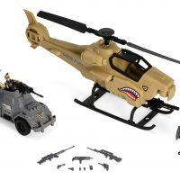 Soldier Force Operation Sandstorm Helikopter