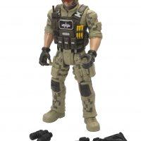 Soldier Force Operation Sandstorm Soldatfigur