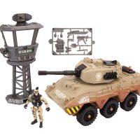 Soldier Force Operation Sandstorm Stridsvogn