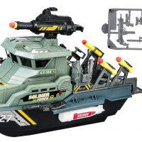 Soldier Force Operation Sub-Zero Stridsbåt