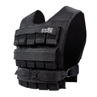 Star Gear Weighted Vest, 15 kg