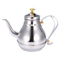 1.2L Capacity Coffee Drip Kettles Tea Filter