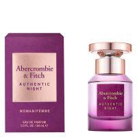 Abercrombie & Fitch Authentic Night Eau De Parfum 30ml